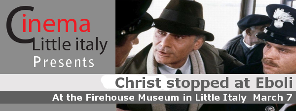 Christ stopped at Eboli <br /> (Cristo si e' fermato a Eboli)