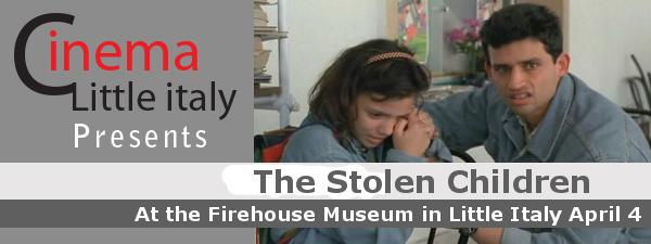 The Stolen Children  (Il ladro di bambini)
