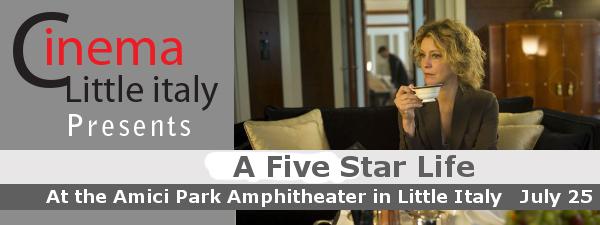 A Five Star Life (Viaggio sola)
