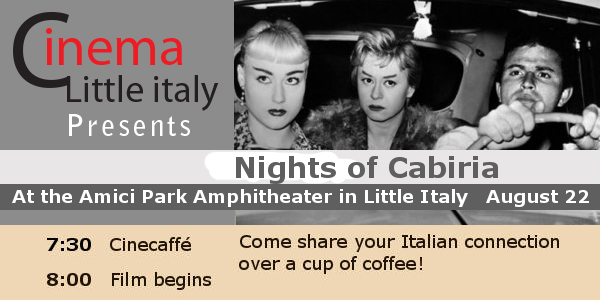Nights of Cabiria (Le Notti di Cabiria)
