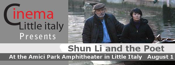 Shun Li and the Poet (Io sono Li)