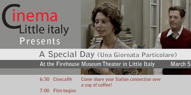 A Special Day (Una Giornata Particolare)