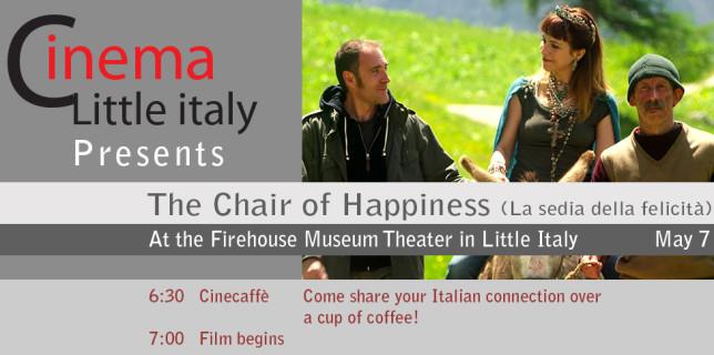 The Chair of Happiness  (La sedia della felicità)