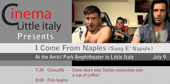 I Come From Naples (Song E' Napule)