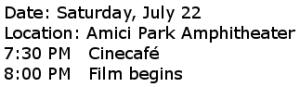 july 22
