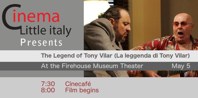 The Legend of Tony Vilar (La leggenda di Tony Vilar) tout