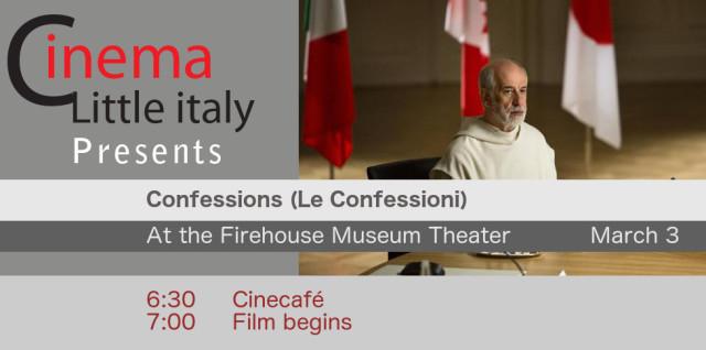 Confessions (Le Confessioni)